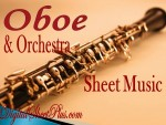 Oboe and Orchestra Sheet Music Collection