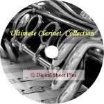 Ultimate Clarinet Collection on CD
