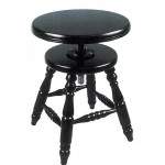 Jansen Wood Top Piano Stool