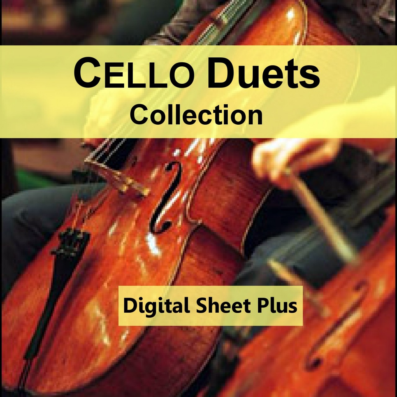 Cello Duets Sheet Music Collection Digitalsheetplus Com